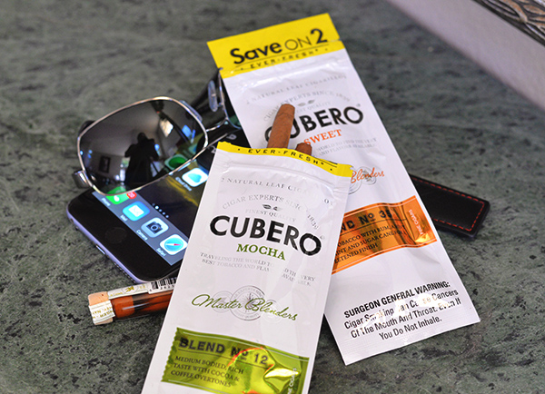 Cubero Cigars Sweet and Mocha Flavors
