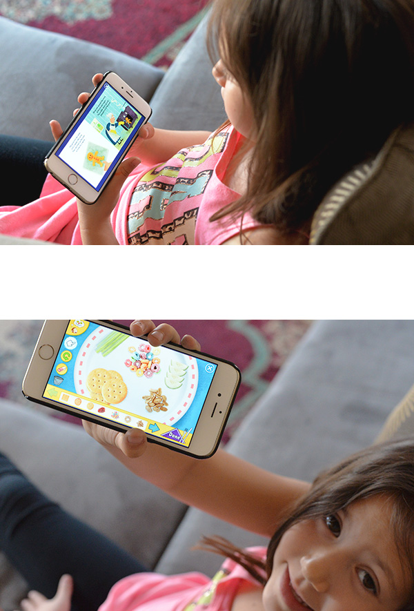 Curious World iPhone App Kids (9)