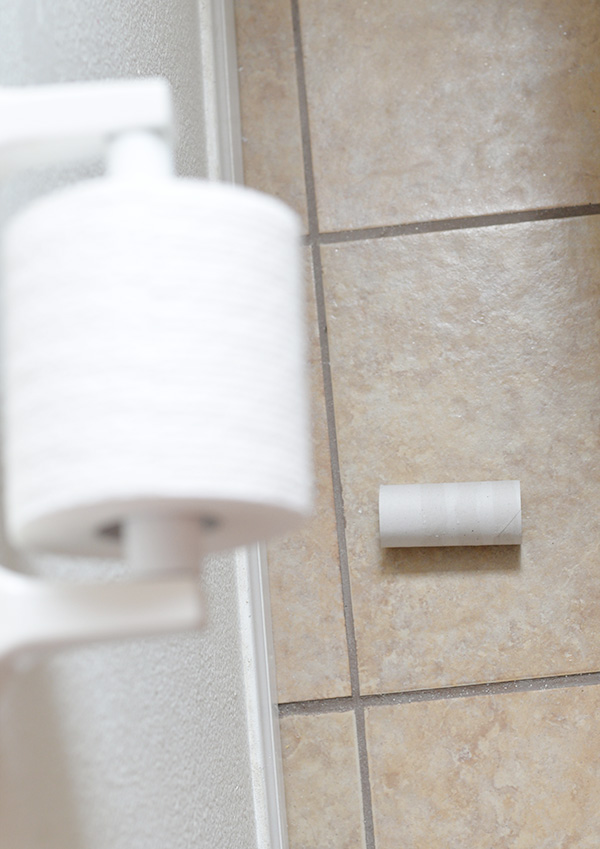 Simple Tips For Staying Mess Free In The Bathroom