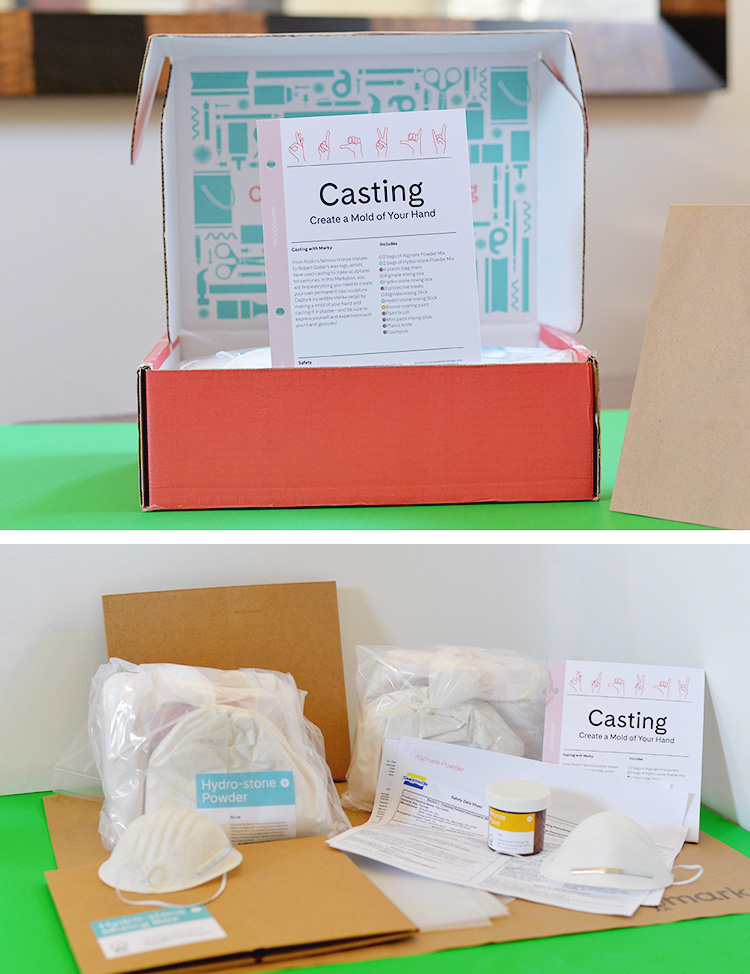 Marky Box Craft Subscription Service