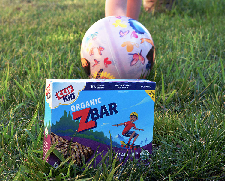 CLIF KiD Organic ZBAR chocolate chip