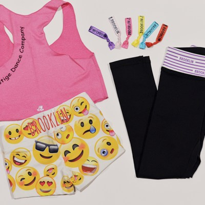 Personalized Dancewear For Girls