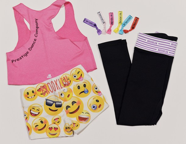 Twiga Personalized Dance Gear for Girls (2)
