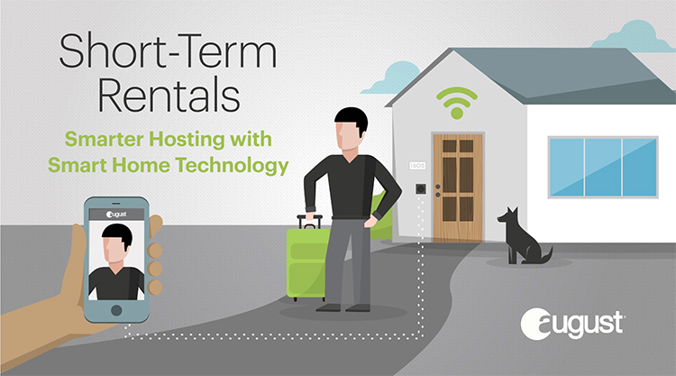 august-home-airbnb smart hosting