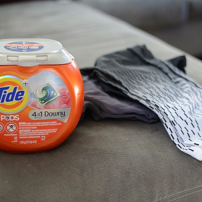 Dealing With Stinky Laundry