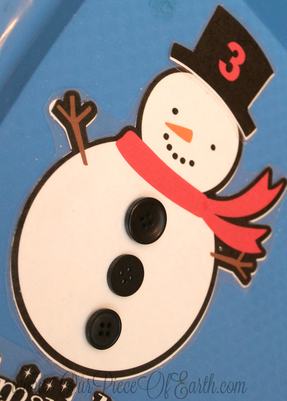 Snowman Math Free Preschool Printable Activity