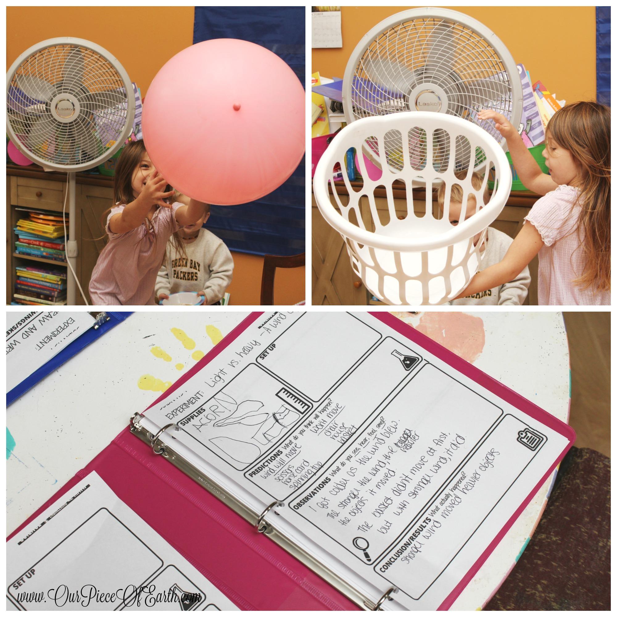 Complete Homeschool Weather Unit