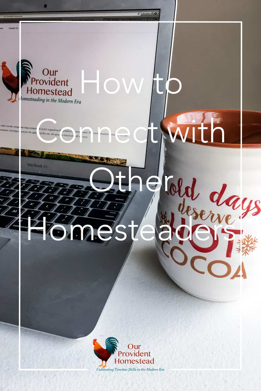 Does homesteading feel lonely sometimes? We want to help you connect with other homesteaders so we can all learn and grow! #homesteading #homesteader #homestead