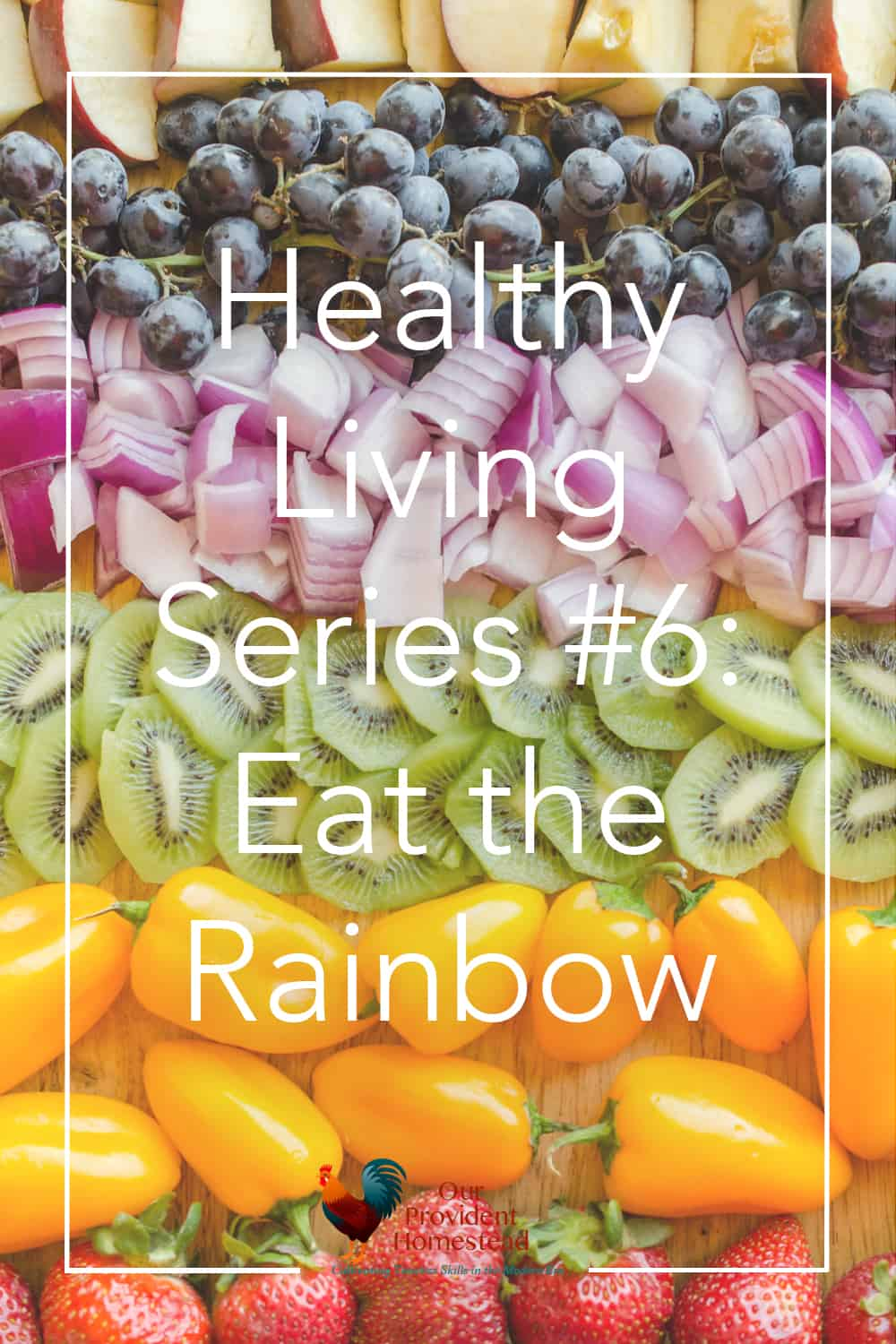Do you eat enough kinds of fruits and veggies? Click here to find out how eat the rainbow of fruits and vegetables to help your healthy diet. Eat The Rainbow   Healthy Diet   Real Food