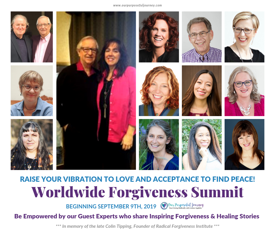 Worldwide Forgiveness Summit