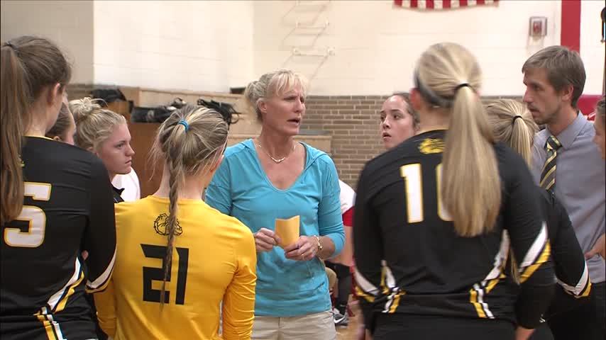 Bettendorf Volleyball tops West 3-0