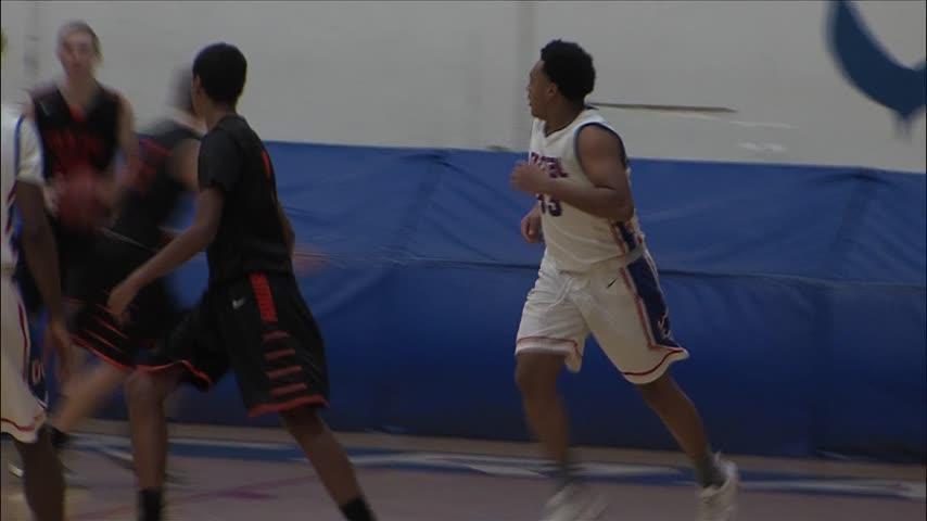 Central Basketball tops Prairie 71-61