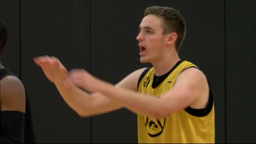 Iowa Basketball to Europe in August.