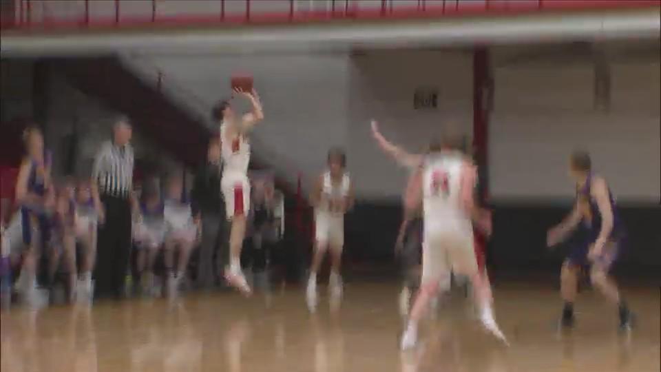 Davenport Assumption boys basketball wins over Central DeWitt