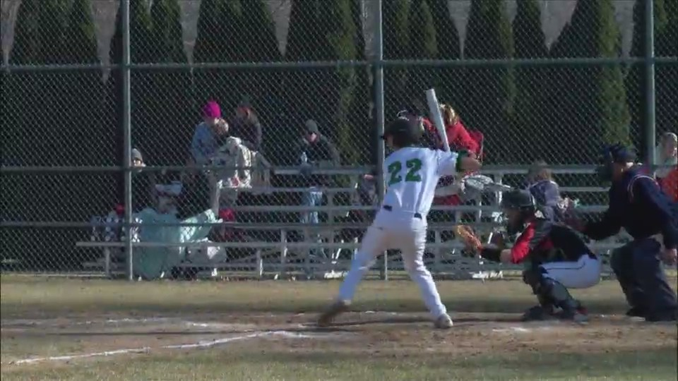 Alleman baseball sweeps Orion