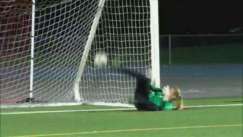 Assumption Girls Soccer on big win.