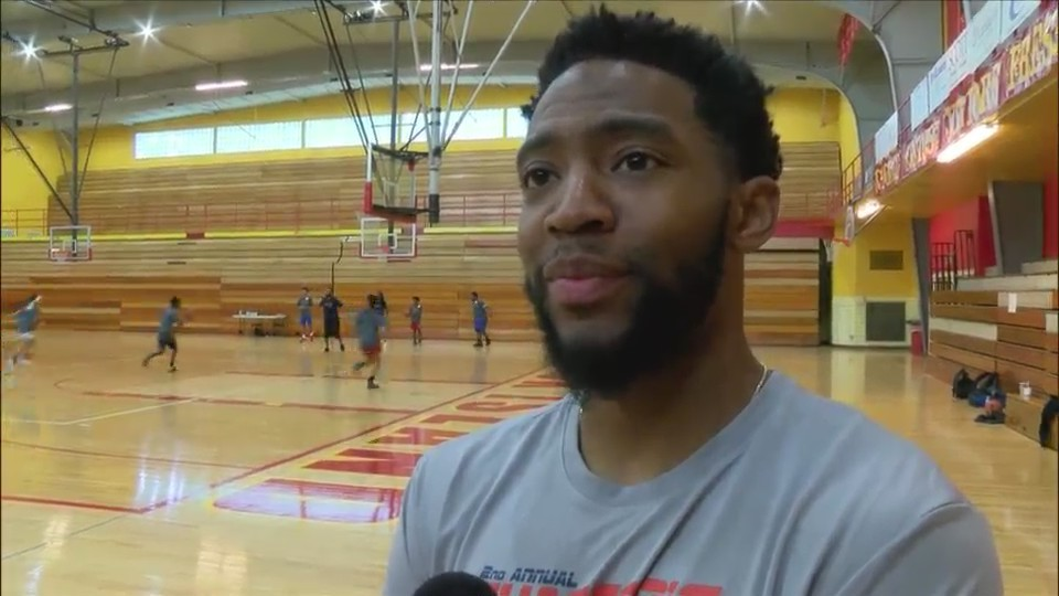 Chasson Randle on signing with the Washington Wizards