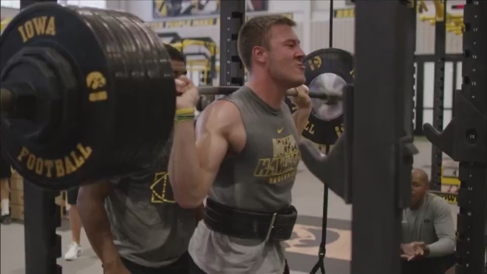 Hawkeye Headquarters: Offseason strength and conditioning