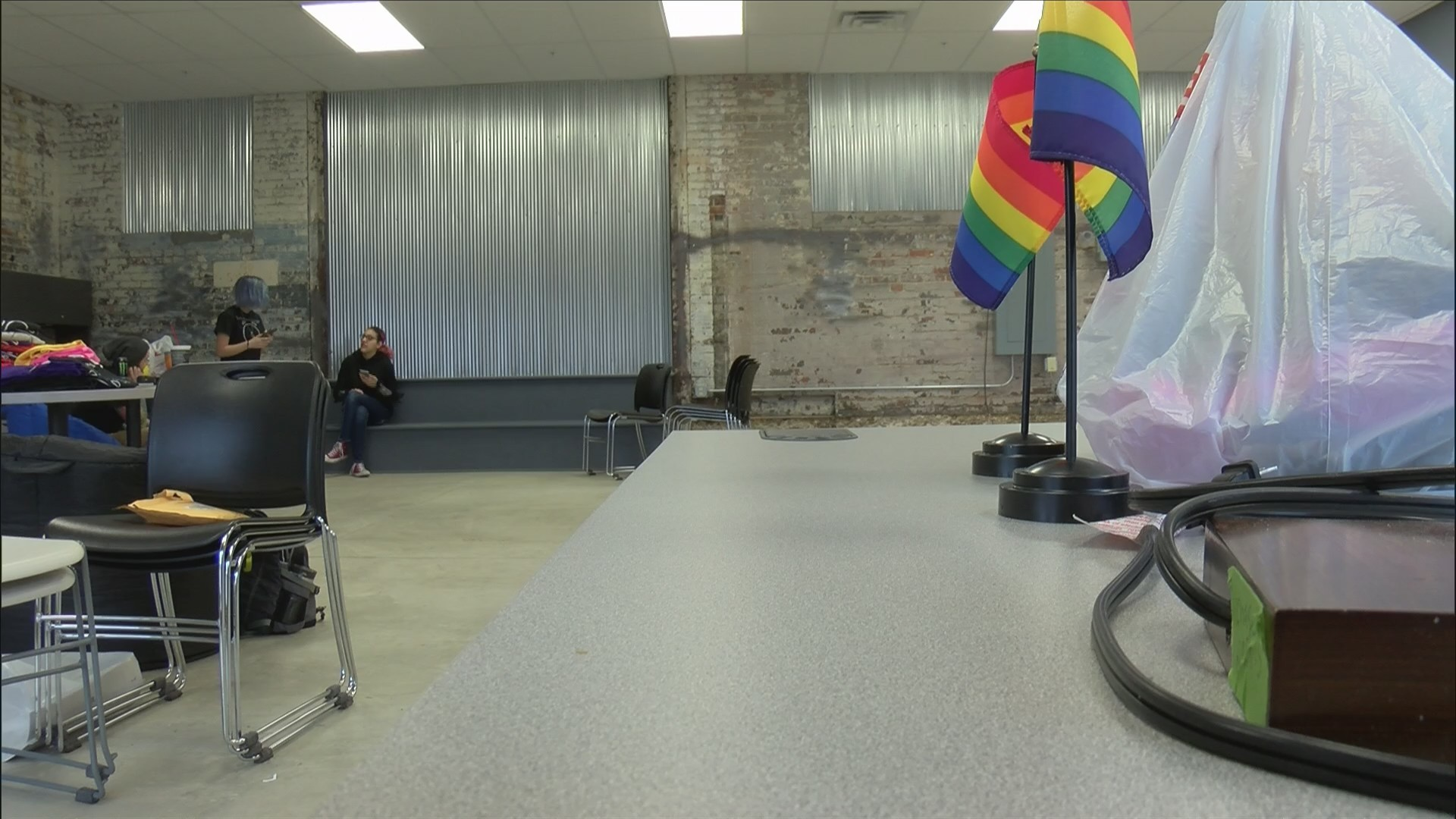 Clock Inc. finds home for community center