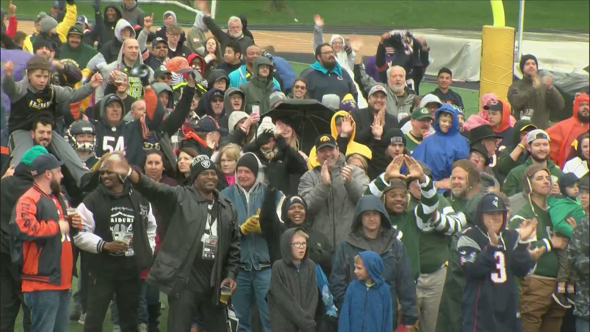 Draft in Rock Island: Fans react to historic event