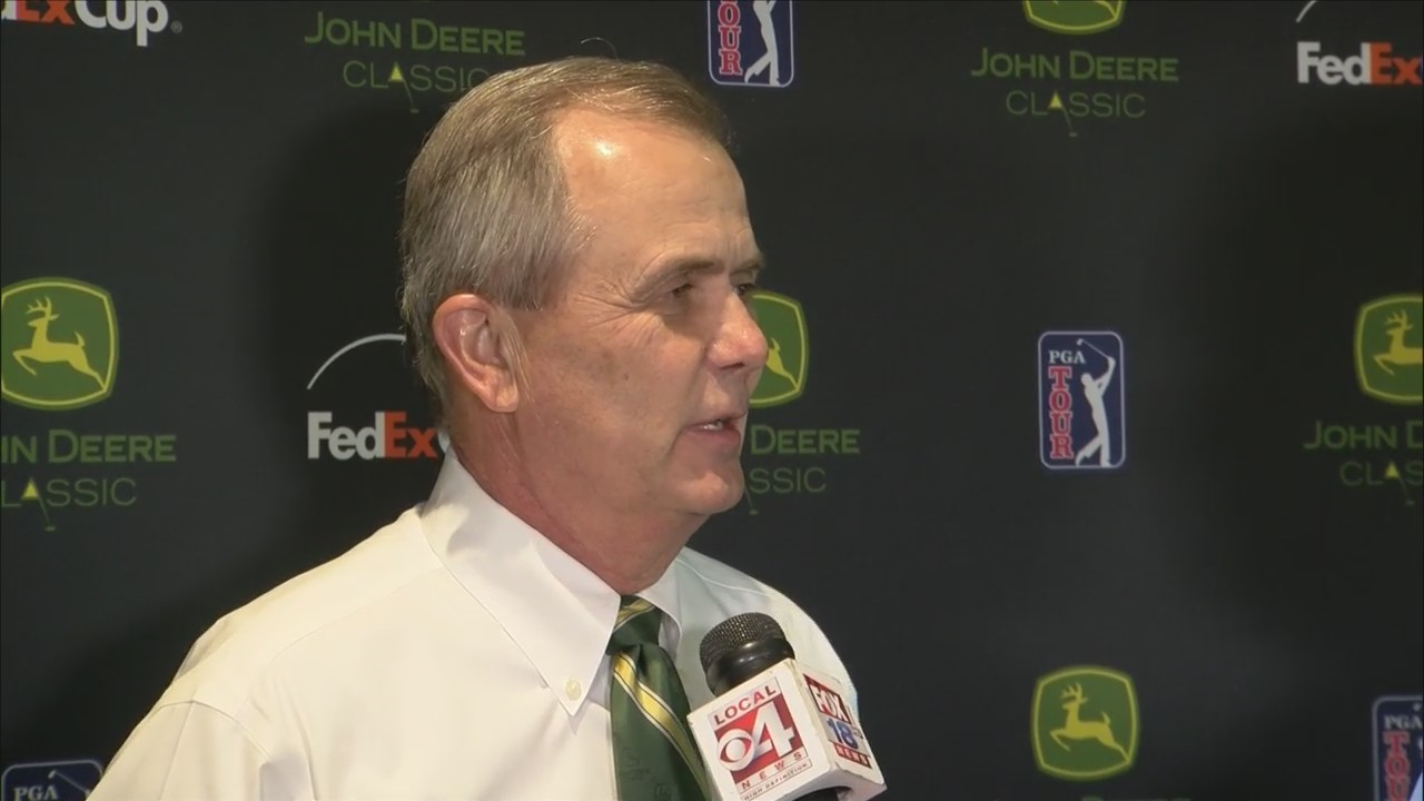 Clair Peterson talks 2019 JDC, defending champ Michael Kim