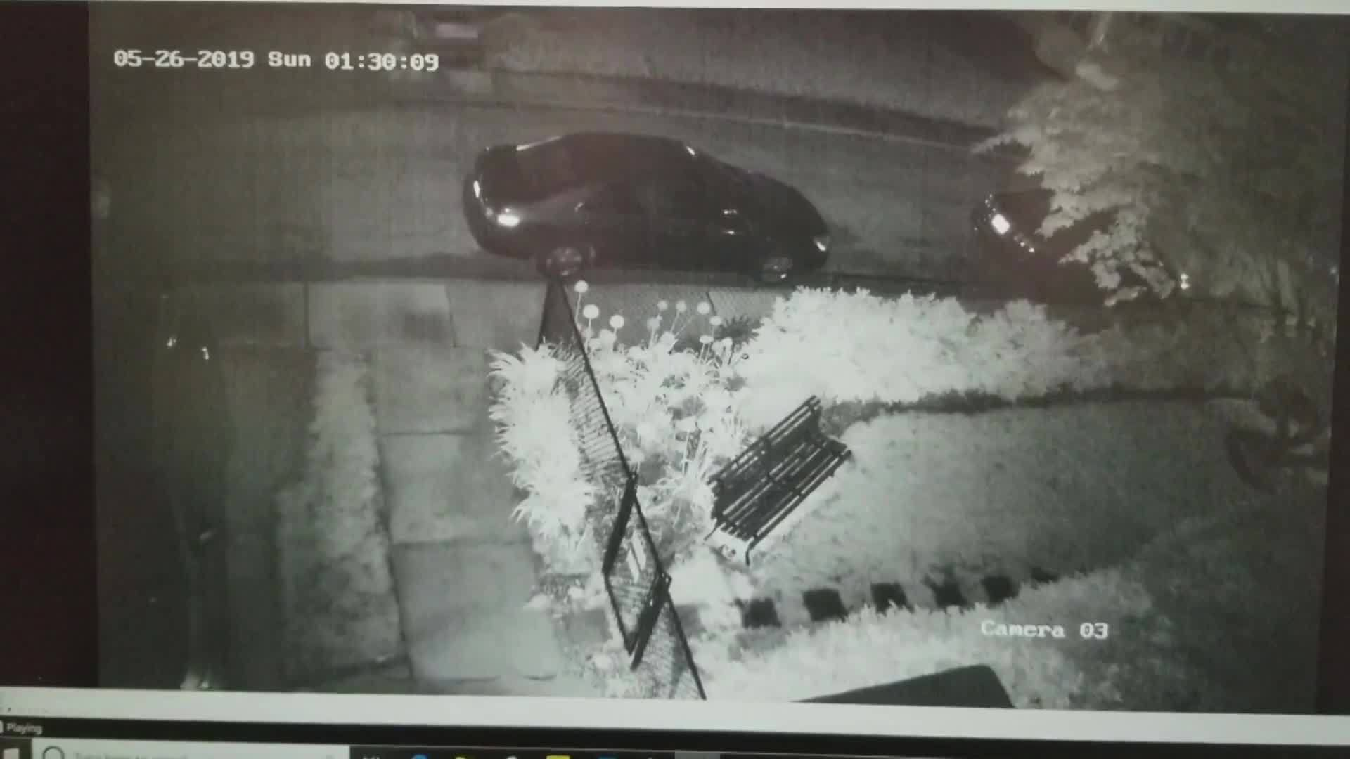 WATCH: Davenport neighbor catches attempted car theft on camera