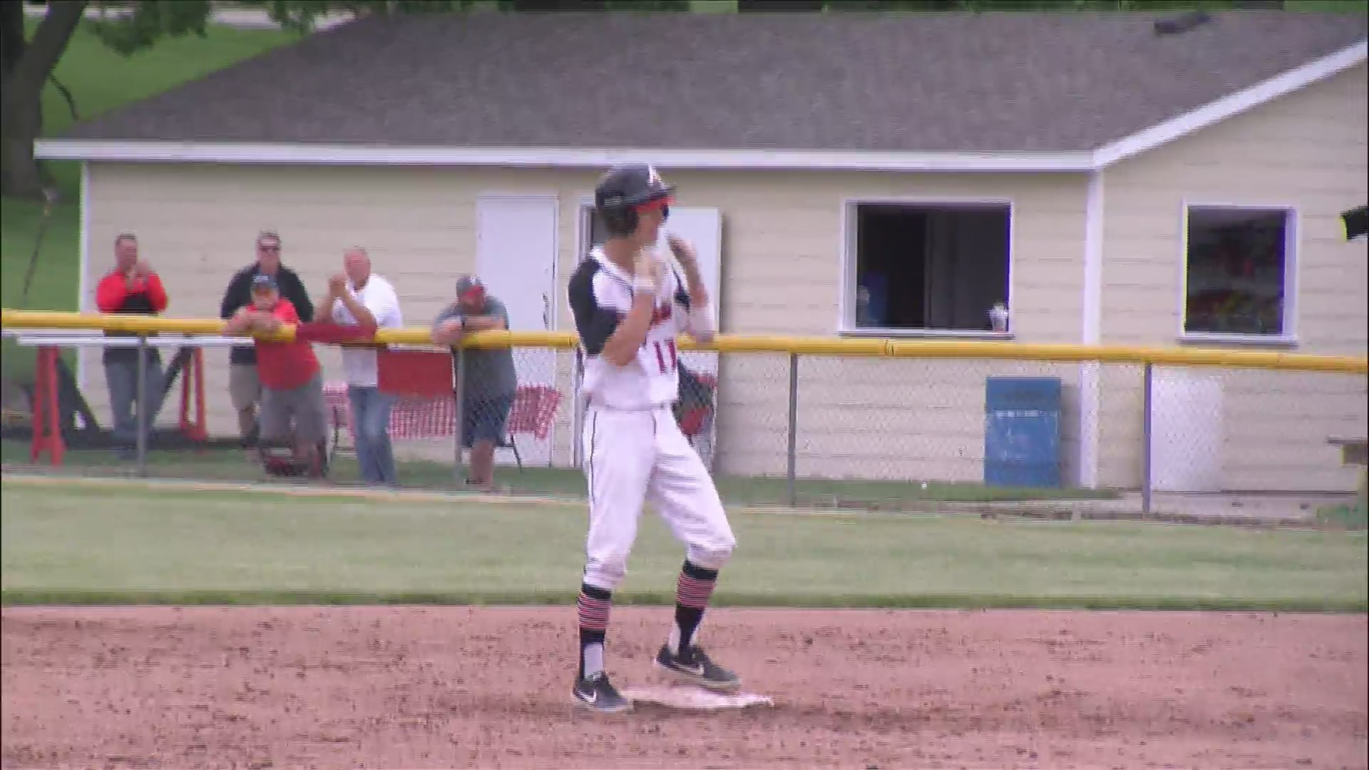 Assumption Baseball wins 2 against West on June 17.