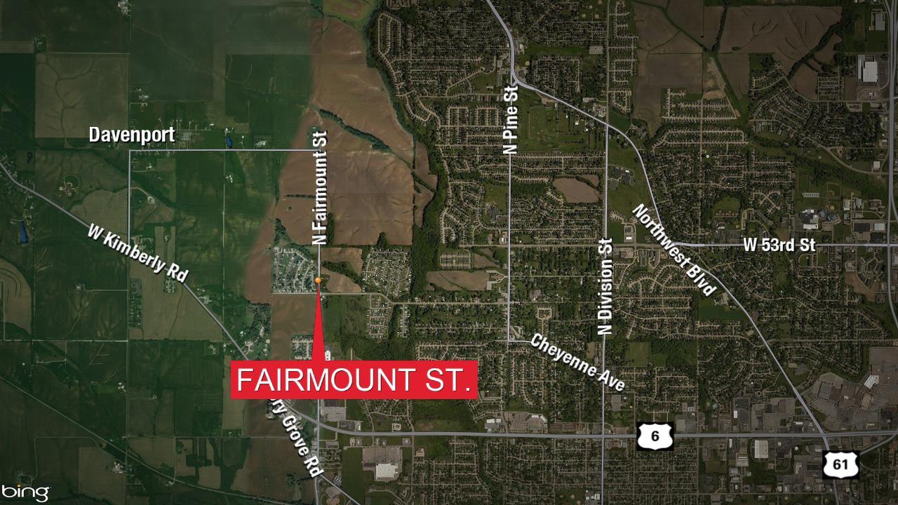 Fairmount St map