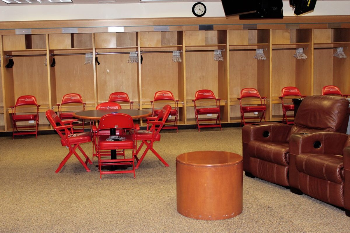 Visitor's Clubhouse