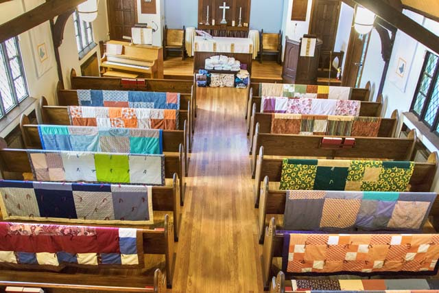Quilts and Kits for Lutheran World Relief