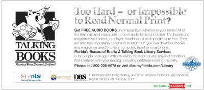 Florida Bureau of Braille and Talking Book Library Services