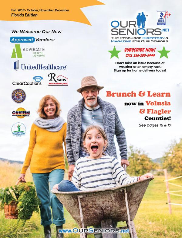 OurSeniors.net Magazine Fall 2019