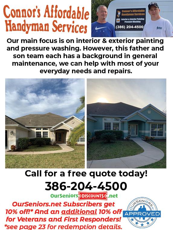 Connor Handyman Services