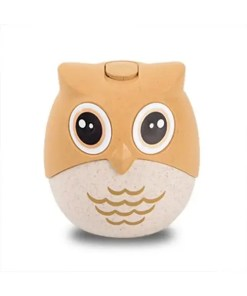 Owl Shaped Toothpick Dispenser - Product Front
