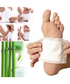 Detox Foot Patches - Cover