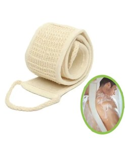Exfoliating Loofah Back Scrubber - Cover
