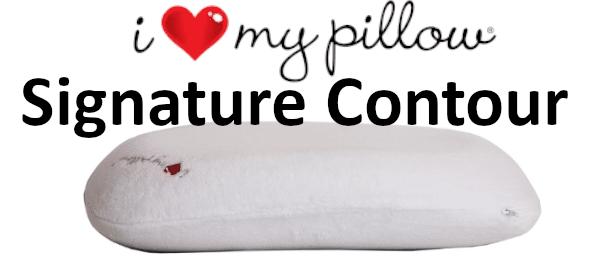 i love my pillow signature contour