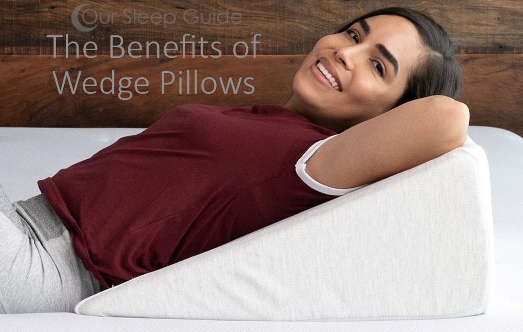 the benefits of wedge pillows elevate