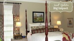 Master Bedroom {Lamp Update}