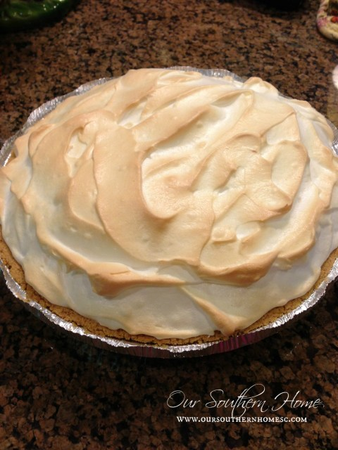 Easy Lemon Meringue Pie