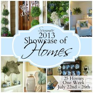 Summer Showcase of Homes Tour {Round-Up}