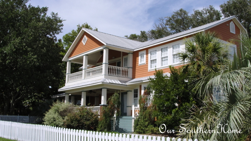 historic homes of southport