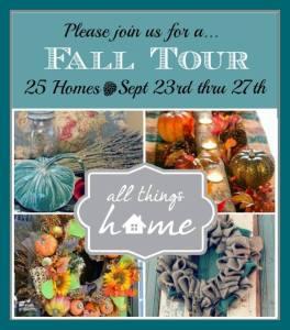 All Things Home {Fall Tour}