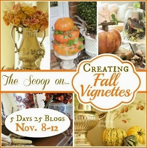 The Scoop on Fall Vignettes Button
