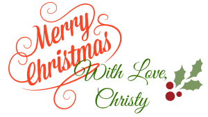Christmas-signature