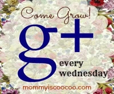 google+ link party http://www.mommyiscoocoo.com/
