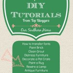 Top 12 Tutorials from Our Southern Home