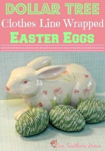 Dollar Tree Easter Eggs