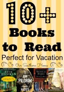 Summer Reading List One