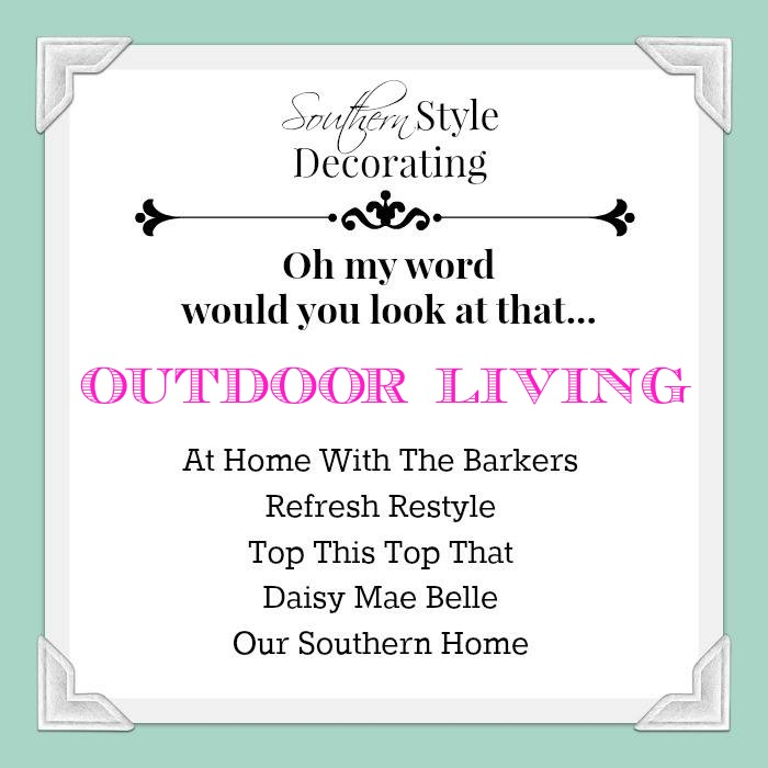 Outdoor Living Inspiration